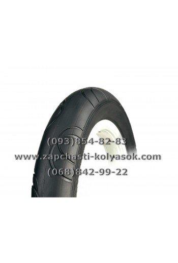 Покрышка (шина) 12 1/2*2 1/4(62-203). Полукольца черная 12 дюймов.