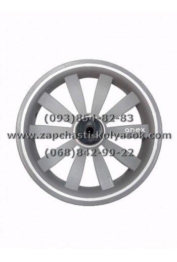 Диск переднего колеса 10 дюймов Anex Sport серый