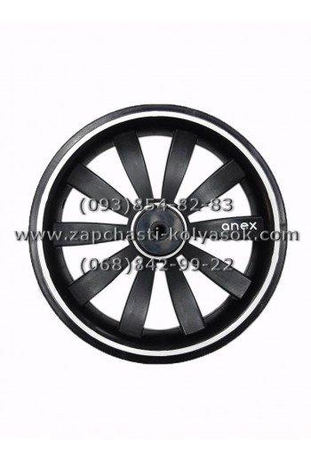 Диск переднего колеса 10 дюймов Anex Sport черный