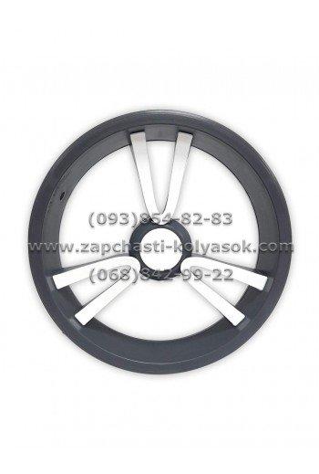 Диск заднего колеса 12 дюймов серый Bebetto