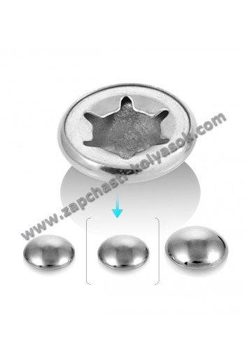 Стопорное кольцо закрытое под ось 5 мм
