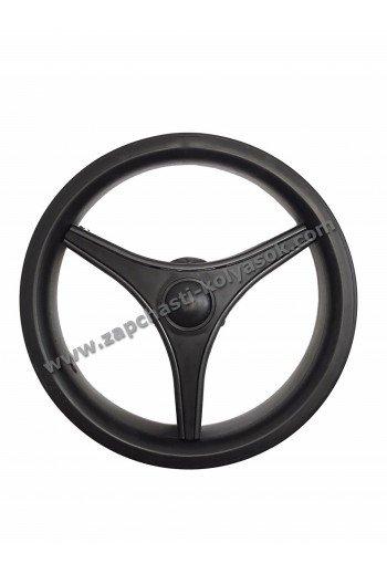 Диск заднего колеса 12 дюймов черный Bebetto