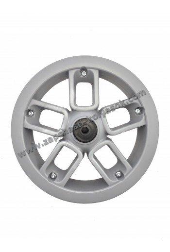 Диск переднего колеса 10 дюймов серый Camarelo