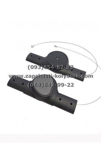 Механизм складывания коляски закрытого типа черный