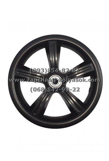 Диск переднего колеса 10 дюймов черный Coletto