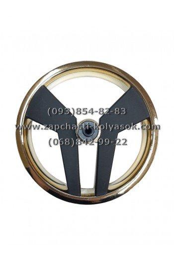 Диск переднего колеса 10 дюймов Tako Junama. Золотистый